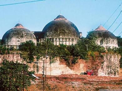 Muslim side will demand debris of Babri Masjid