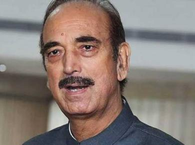 Ghulam Nabi Azad spoke to Planet Minister on the problem of Kashmiri students being stranded in other states