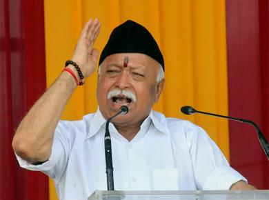 RSS will work on Hindutva agenda, Mohan Bhagwat said