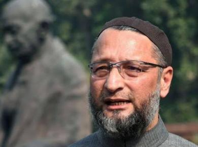 Owaisi appealed to Muslims to bury dead people