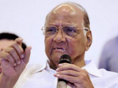 Sharad Pawar appealed to the Muslim community to celebrate Shab-e-Baaraat at home
